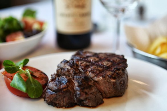 Popeseye is the Best Steakhouse In London